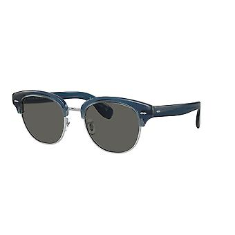 Oliver Peoples Cary Grant 2 Sun OV5436S 1670P2 Deep Blue/Graphite Polarised Sunglasses