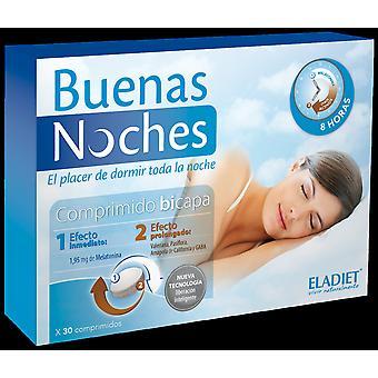 Eladiet Gute Nacht 60 tabletten