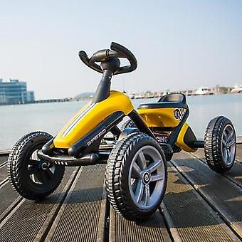 Children Kart Four-wheeled Bicycle - Kids Sports Fitness Riding Car