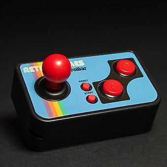 Retro Tv Games, Over 200 Games; Plugs Directly Into Your Tv