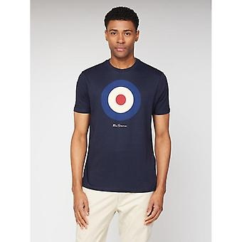 Ben Sherman Signature Target T-Shirt - Dark Navy
