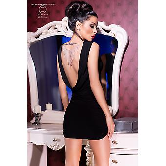 Mini sukienka + biżuteria CR3216