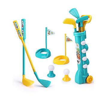 Jouets de sport pour enfants Ensemble de golf Ensemble de jeux interactifs parent-enfant Jouets d'intérieur