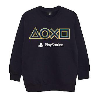 Playstation Boys Icons Sweatshirt