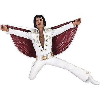 Elvis Presley Live i 1972 Neca Action Figur