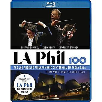 Phil 100 [Blu-ray] USA import