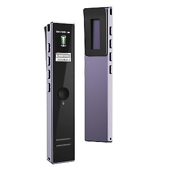 Digital Recorder Suitable For Students(Purple)