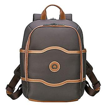 Delsey Paris CHATELET SOFT AIR Casual Backpack 42 centimeters 18.8999999999999999 Brown (Schokolade)
