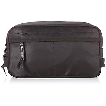 TOM TAILOR Denim Tacoma, Men's Wash Bag, Black, Small