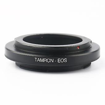 Tamron-eos metallinen linssisovitinrengas yhteensopiva kaanon canon eos -kameran kanssa