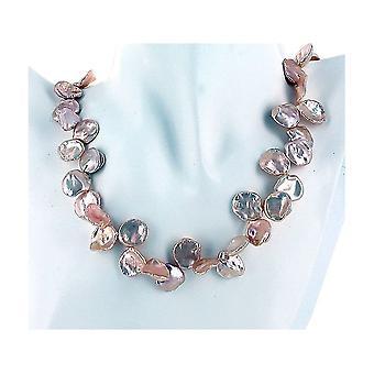 Luna-Pearls - Cultured Pearl Strand - Freshwater Cultured Pearl 12-14 mm 2040319