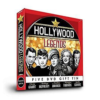 Hollywood Legends DVD