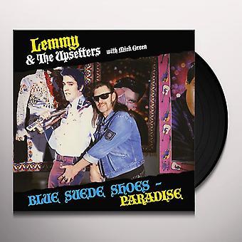 Lemmy & The Upsetters - Blå Mockaskor/Paradise Vinyl