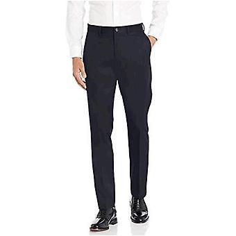 Märke - Knäppt ner mäns atletiska passform klänning Chino Pant, Supima Bomull Non-Iron