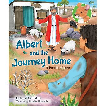 Albert and the Journey Home by Richard Littledale