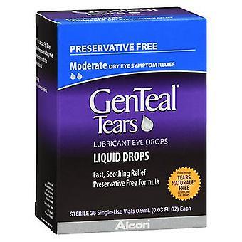 Genteal GenTeal Tears Krople do oczu smarne, 36 każdy