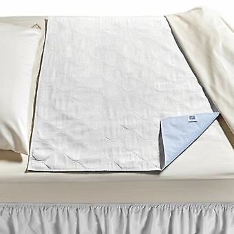 Salk Underpad CareFor Deluxe 36 X 54 Inch Reusable Polyester / Rayon Heavy Absorbency, 1 Each