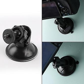 Support de support de support de ventouse de coupe-brise de voiture pour caméra Clé de voiture Mobius Action