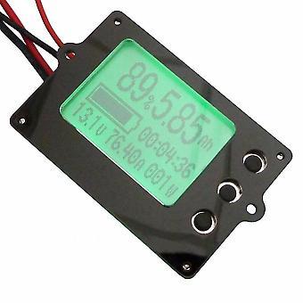 80 V 50A Akun testaaja Indikaattori Lyijyhappo akun kapasiteettimittari Coulometer