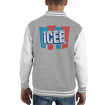 ICEE Classic Logo Kid's Varsity Jacket