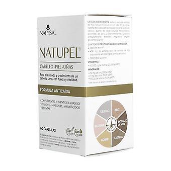 Natupel hair-skin-nails 60 capsules