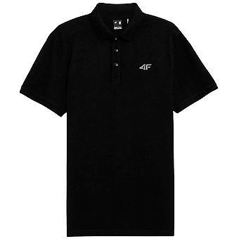 4F TSM356 NOSH4TSM356GBOKACZER universal hela året män t-shirt