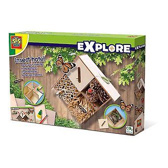 Ontdek Children's Insect Hotel for Wildlife Garden