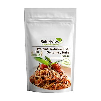 Textured Pea Protein and Chopped Bean 200 g