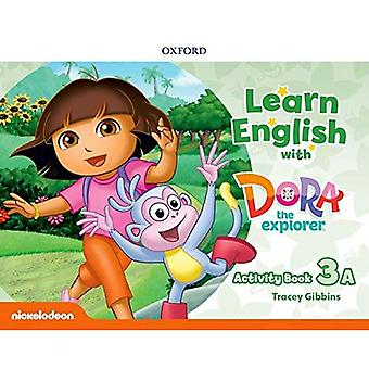 Learn English with Dora the Explorer: Level 3: Activity Book A (Learn English with Dora the Explorer)