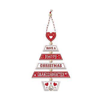 التاريخ و هيرالدري عيد الميلاد شجرة الديكور – حفيدة 269800022 اليد الخشبية وضعت