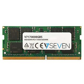 RAM-geheugen V7 V7170008GBS 8 GB DDR4