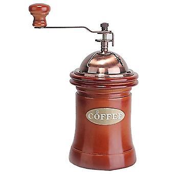 طاحونة القهوة المطاحن اليد عقد القهوة طاحونة فول الغبار