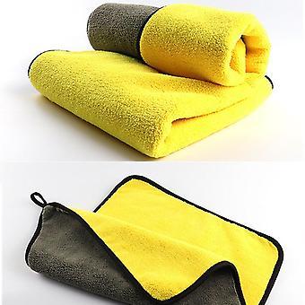 Dubbelzijdige Microfiber Detailing Handdoeken voor auto wassen