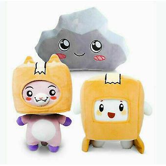 3pcs Lankybox Plush Toy