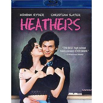 Heathers [BLU-RAY] USA import