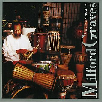Milford Graves - Grand enande [CD] USA import