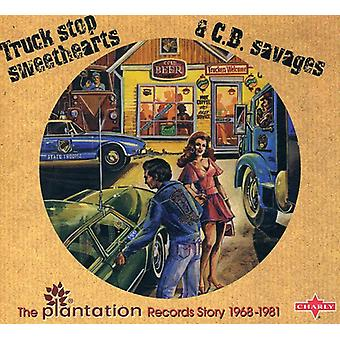 Plantation Records Story - Plantation Records Story [CD] USA import