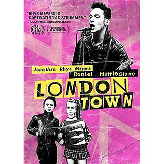London Town [DVD] USA import