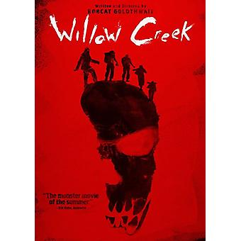 Willow Creek [DVD] USA import