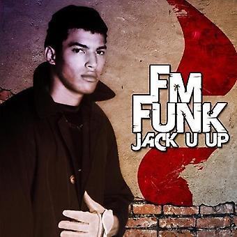 UKW-Funk - Jack U Up [CD] USA import