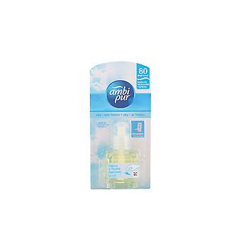 Ambi Pur Electrico Ambientador Recambio #sky 21, 5 ml Unisex
