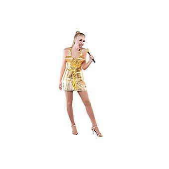Singer costume Lady G singer dress costume ladies size M