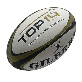 GILBERT Top 14 Mini Rugbyball