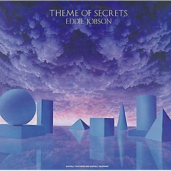 Eddie Jobson - Theme of Secrets [CD] USA import