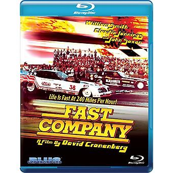 Fast Company (1979) [BLU-RAY] USA import