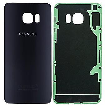 Samsung Galaxy S6 edge Plus batteria coperchio-blu