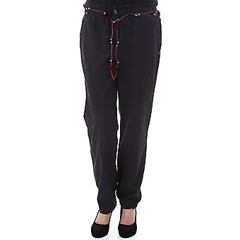Maison Scotch 83831 Relaxed Silky Pant With Belt