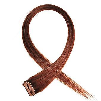 #33 Auburn - kosmyków włosów Clip-in