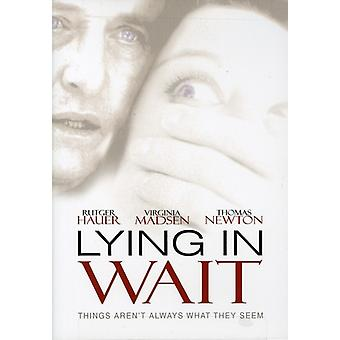 Lying in Wait [DVD] USA import