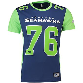 Majestic Mesh Polyester Jersey Shirt - NFL Seattle Seahawks